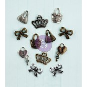 Metal Embellishments & Brads