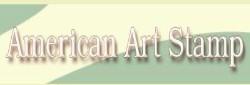 American Art Stamp