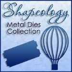 Whimsy Stamps Shapeology Dies