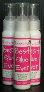 BEST GLUE EVER from ScraPerfect