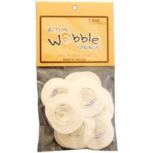 ACTION WOBBLE SPRINGS - Package of 12