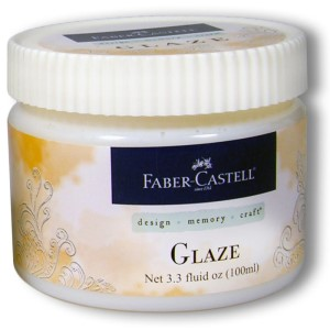 GLAZE JAR 100ml from Faber-Castell