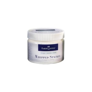 WHIPPED SPACKLE JAR 100ml from Faber-Castell