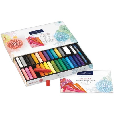 MIX & MATCH GELATOS GIFT SET from Faber-Castell