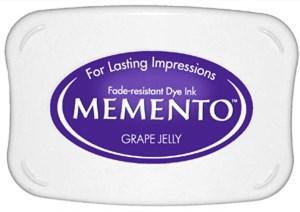 Memento Ink Pad GRAPE JELLY from Tsukineko
