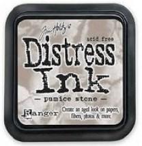 Tim Holtz Distress Ink Pad PUMICE STONE from Ranger