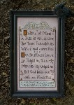 SALEM SISTERS III Cross Stitch Pattern by Plum Street Samplers