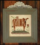 BESSIE Cross Stitch Pattern by Little House Needleworks