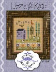 4 Seasons Series - SPRING Cross Stitch Pattern from Lizzie Kate
