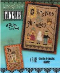 Tingles Series - GHOSTS & GHOULIES/HAUNTED Cross Stitch Pattern from Lizzie Kate