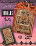 Tingles Series - IT'S HALLOWEEN/FRIGHT NIGHT Cross Stitch Pattern from Lizzie Kate