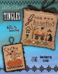 Tingles Series - GONE HAUNTING/SPOOKY Cross Stitch Pattern from Lizzie Kate