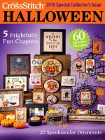 Just Cross Stitch Magazine - HALLOWEEN 2019 Special Edition