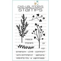 CASUAL COMFORT Clear Stamp Set from Cas-ual Fridays Stamps