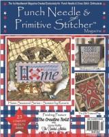 Punch Needle & Primitive Stitcher Magazine - SUMMER 2021 - Issue