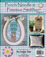 Punch Needle & Primitive Stitcher Magazine - SPRING 2021 - Issue