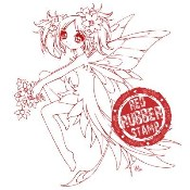FAIRY CELANDINE Rubber Stamp from Make It Crafty