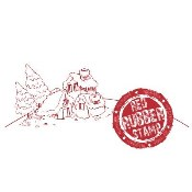 LITTLE VILLAGE Rubber Stamp from Make It Crafty