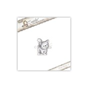 NAPOLEON Cling Rubber Stamp Animal of the Year Collection from Magnolia