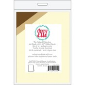 NATURAL COLLECTION A2 CARDS 12/Pkg from Avery Elle