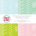 """SORBET COLLECTION Double-Sided 6""""x6"""" Scrapbook Paper Pad from Avery Elle"""