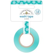 FROSTY FRIENDS WASHI TAPE - SNOWBALLS Frosty Friends Collection from Doodlebug Designs