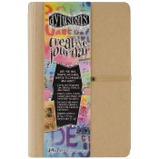 """DYLUSIONS CREATIVE JOURNAL 5""""x8"""" Dyan Reaveley Dylusions Collection from Ranger"""
