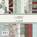 BLISSFUL BLIZZARD 6x6 Paper Pack from Fancy Pants Designs