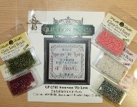 SOMEONE WE LOVE MILL HILL BEADS EMBELLISHMENT PACK from Glendon Place