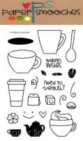 HOT CONCOCTIONS Clear Stamp Set from Paper Smooches
