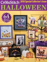 Just Cross Stitch Magazine - HALLOWEEN 2018 Special Edition