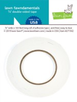 """1/4"""" DOUBLE-SIDED TAPE from Lawn Fawn"""
