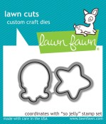 SO JELLY Lawn Cuts Die from Lawn Fawn