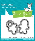 OH SNAP Lawn Cuts Die from Lawn Fawn