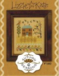 4 Seasons Series - AUTUMN Cross Stitch Pattern from Lizzie Kate