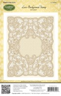 LACE BACKGROUND Rubber Stamp from JustRite Papercraft