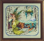 MOOKA Cross Stitch Pattern by Nora Corbett from Mirabilia Designs