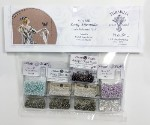 Mirabilia LADY MIRABILIA Mill Hill Embellishment Pack