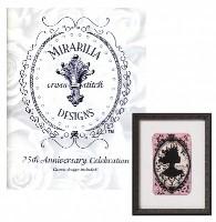 MIRABILIA 25TH ANNIVERSARY CELEBRATION Cross Stitch Booklet