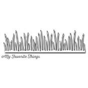 DIE-NAMICS TALL GRASSY EDGES DIE from My Favorite Things MFT Stamps