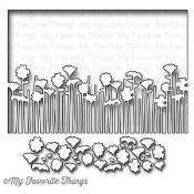 DIE-NAMICS WILDFLOWERS CENTERPIECES DIE SET from My Favorite Things MFT Stamps