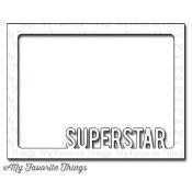 DIE-NAMICS SUPERSTAR PHOTO FRAME DIE from My Favorite Things MFT Stamps