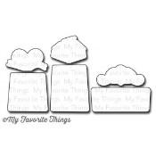 DIE-NAMICS CELEBRATE YOU DIE SET Lisa Johnson Designs from My Favorite Things MFT Stamps
