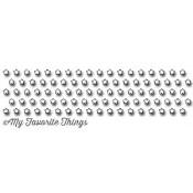 DIE-NAMICS PEEK-A-BOO STARS DIE from My Favorite Things MFT Stamps