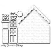 DIE-NAMICS HOME SWEET HOME DIE from My Favorite Things MFT Stamps