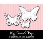 DIE-NAMICS BUTTERFLIES DIE from My Favorite Things