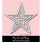 DIE-NAMICS STAR STAX DIE from My Favorite Things MFT Stamps