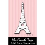 DIE-NAMICS EIFFEL TOWER DIE from My Favorite Things MFT Stamps
