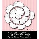 DIE-NAMICS ROYAL ROSE DIE from My Favorite Things MFT Stamps