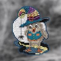 Mill Hill Kit - HALLOWEEN OWL - Autumn Harvest Collection 2021